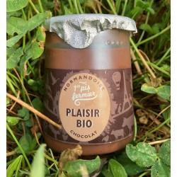 Plaisir bio chocolat Normandoise