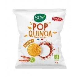 Pop quinoa paprika - 70g