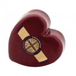 Cheddar bio cœur Godminster