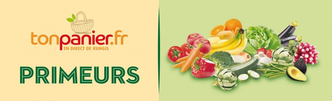 Fruits et légumes en direct de Rungis